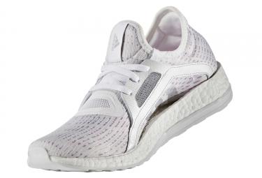 adidas running pure boost x blanc violet femme 36 2 3