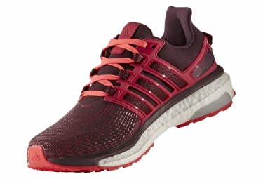 Adidas running energy boost atr rouge femme 36 2 3