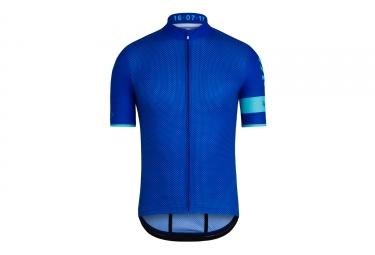 Rapha Etape Super Lightweight Short Sleeves Jersey Blue 2017