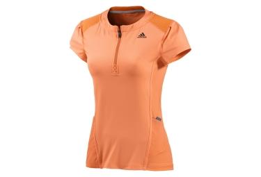 Adidas t shirt adistar half femme l
