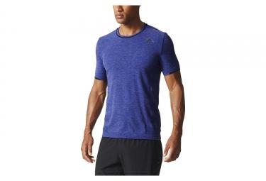 Adidas t shirt mc adistar wool primeknit violet l