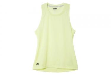 Adidas debardeur aktiv femme jaune l