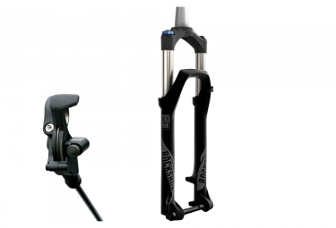 fourche rockshox judy silver tk 27 5 solo air conique boost 15x110mm poploc noir 201