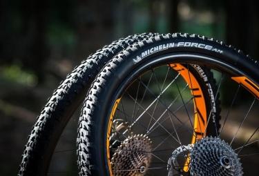 Pneu Michelin Wild AM Competition Line 27.5'' Tubeless Ready Souple E-Bike Ready