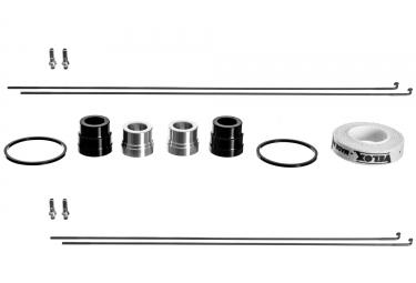 roue arriere hope tech xc pro 4 29 12x142 mm corps shimano sram noir