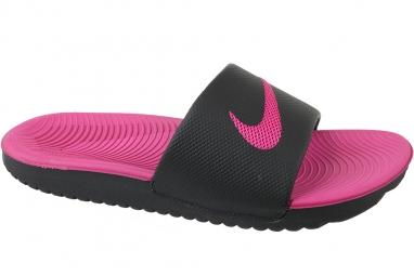 Nike Kawa Slide GS/PS 819353-001 Noir