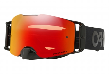 Oakley Front Line MX Factory Pilot Goggle Black - Prizm MX Red OO7087-09