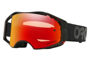 OAKLEY Airbrake MX Factory Pilot Black - Prizm MX Torch OO7046-58