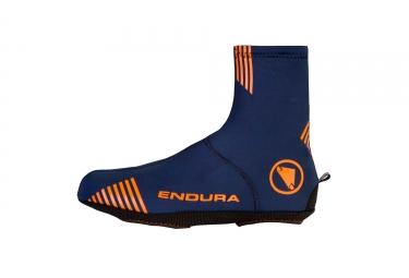 couvre chaussures endura deluge bleu 39 42