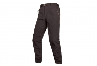 Endura Hummvee Zip-Off II Pants Black