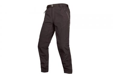 Pantalon Endura Hummvee Zip-Off II Noir