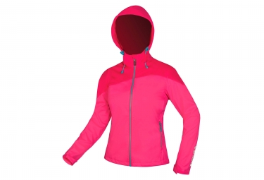 Endura Singletrack Women Softshell Jacket Pink