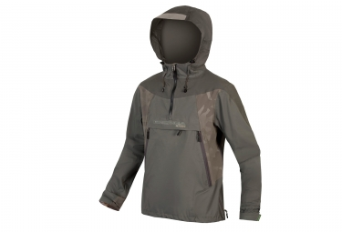 Veste impermeable endura mt500 kaki xl