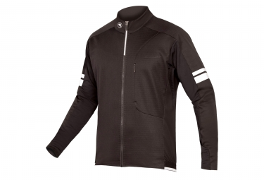 Endura Windchill Windbreaker Jacket Black