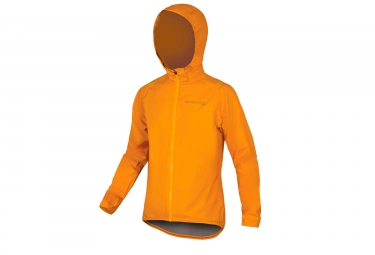 Veste Imperméable Endura MTR Orange