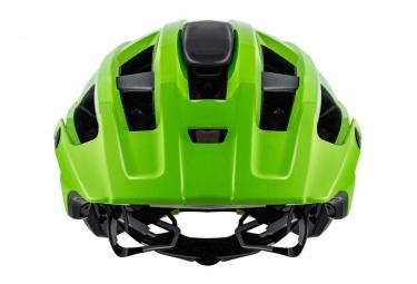 casque vtt kask rex citron vert l 59 62 cm