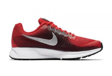 Chaussures Enfant Nike Air Zoom Pegasus 34 Noir / Rouge