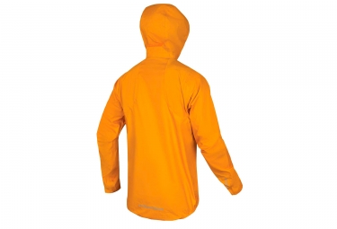 Veste Imperméable Endura MTR Orange