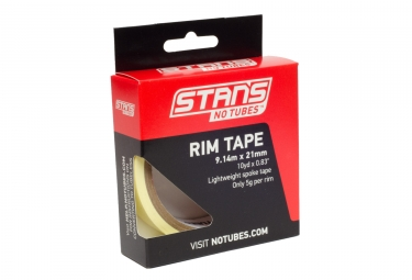Stans No Tubes Rim Tape - 21mm