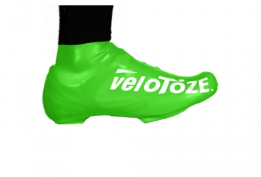 velotoze couvres chaussures bas s dgg 005 latex vert 37 42