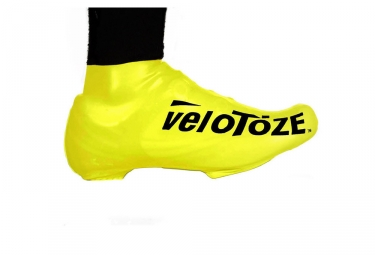 VELOTOZE Couvres Chaussures Bas S-DGY-006 Latex Jaune