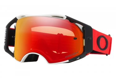 masque oakley airbrake mx flo rouge prizm mx rouge oo7046 60