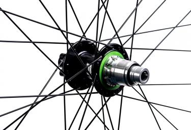 HOPE TECH 35W PRO 4 Rear Wheel 27.5'' 32H 9x135/12x148 mm Axle - Black