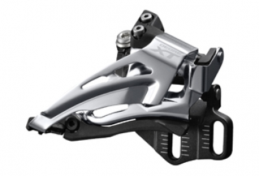 Shimano Deore front derailleur / XT M8025-E 11V Down Swing Direct Mount Down 2016
