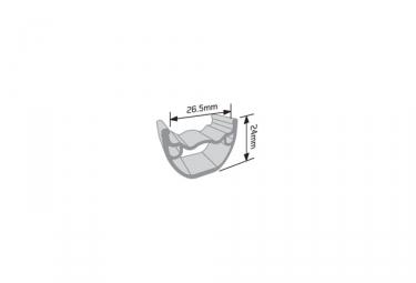 Paire de Roues SPANK Spoon 32 27.5´´ | Axes 20x110/12x135mm | Shimano/Sram Noir