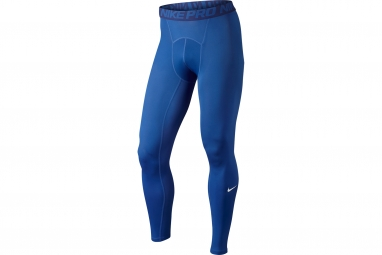 collant de compression nike pro bleu homme m