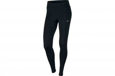 collant long femme nike essential noir l
