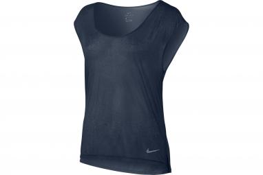 Maillot Femme Nike Breathe Bleu