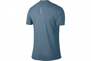 maillot nike breathe bleu s