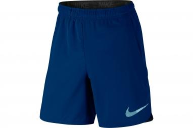 short nike flex training bleu l