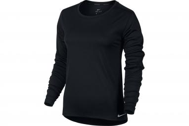 maillot femme nike dry noir xs