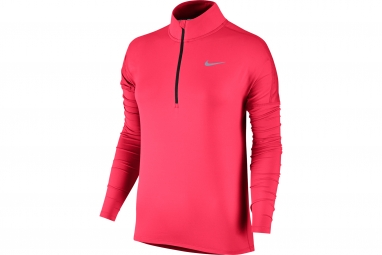 Nike Dry Element Women's Top Red