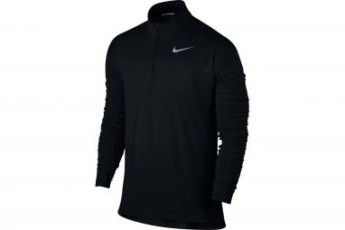 Top a maniche lunghe Nike Dry nero