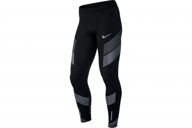 collant long nike power tech noir l