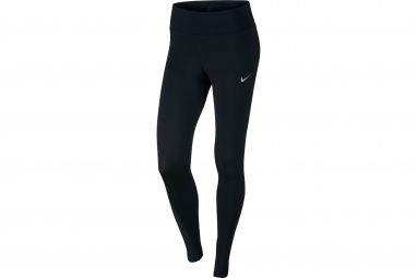collant long femme nike power noir l