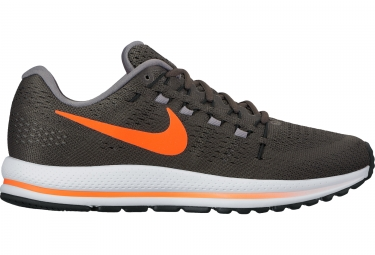 Nike air zoom vomero 12 noir orange homme 45
