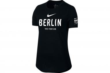 maillot femme nike dry nrc berlin noir xs