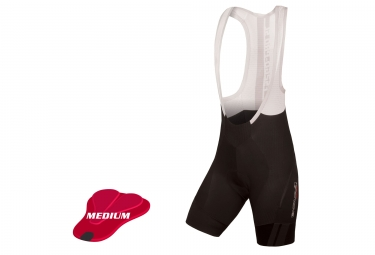 Endura Pro SL (Medium Pad) Women Bib Short Black