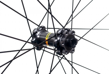 Paire de Roues MAVIC 2017 Crossmax Pro Carbon WTS 29 | Boost 15x110 mm | 12x148 mm | Corps XD | Pneu Pulse 2.25