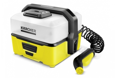 station de lavage karcher oc 3 4l