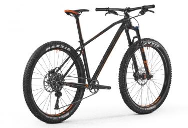 VTT Semi-Rigide Mondraker Prime R+  27.5'' Plus Noir / Orange 2017