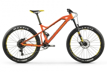 mtb mondraker 2017 factor xr 27.5 sram nx 11v orange black l 175 188 cm - Mondraker
