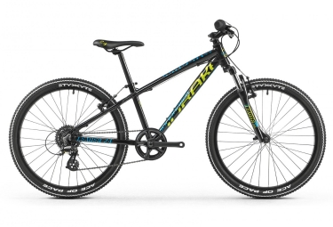 Kid Bike MONDRAKER 2017 LEADER 24´´ Shimano 8v Black Yellow