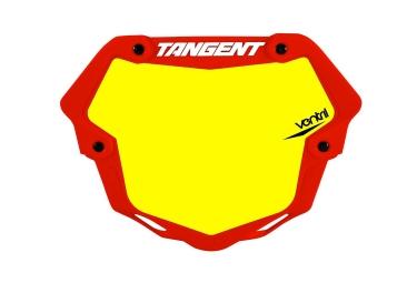 Plaque Tangent Ventril 3D Pro Jaune Rouge
