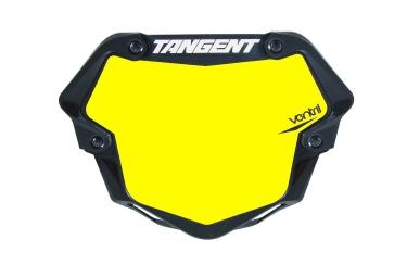 Plaque Tangent Ventril 3D Pro Jaune Noir