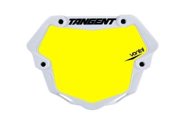 Plaque Tangent Ventril 3D Pro Jaune Blanc